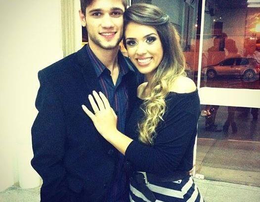 Imagem do casal